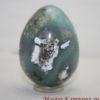 яйцо Хризопраз 61 мм